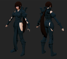 Warlock - WIP by Cless-Aurion