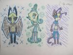 Custom Adoptables only 25 points by irkeninvadermay