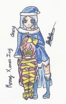 2016 Xmas gift Oxery by Beatrice-Dragon-Team