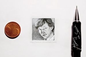 Miniature Sherlock by Snizok