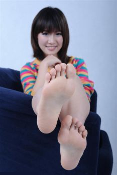 pretty chinese soles by footboy134