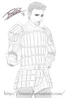 Dragon Age_Alistair by Tinani