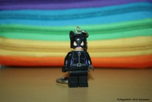 Catwoman LEGO by angela808