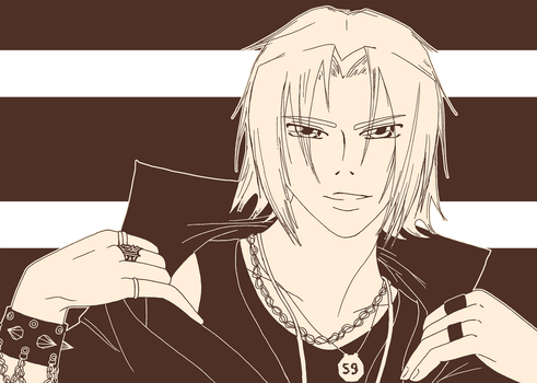 Wanted: Hayato Gokudera by CheekyTeaser