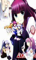 Angel Beats by AnimeIsAwesomeSauce
