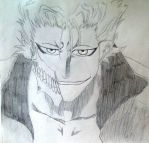 Grimmjow Jeagerjaques by piiikaboo