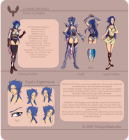Character Profile by HeiligerShadowfax