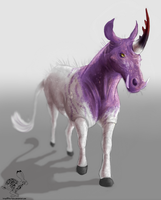 The Ugly Unicorn by The-Hare