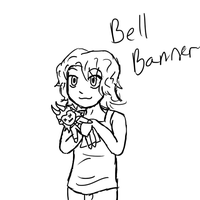 Bell Banner Adorable by Taryndedoo