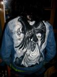 chilean condor - art in jacket by blackart2000
