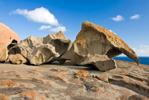 Remarkable Rocks by duncan-blues