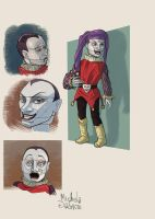 Puppet Master: Jester by MichelaDaSacco