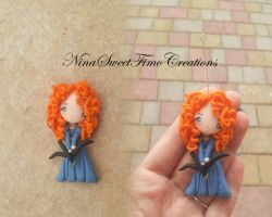 Merida - the brave by NinaFimoCreations