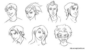 Class of the Titans Sketches