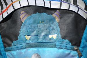 My Amazing Backpack 3 by paraskave