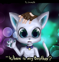 .:Where is my brother? by Silvery56