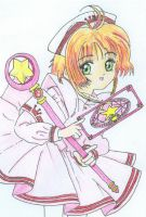 Card Captor Sakura by YuzurihaNekoi