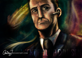Agent Coulson by CarimeJ