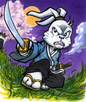 USAGI Yojimbo by Djiguito