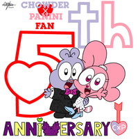 CHOWDERXPANINI FAN - 5TH ANNIVERSARY by murumokirby360