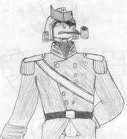Captain Med-Evac, of Her Majesty's Royal Navy by ImaDoctor96