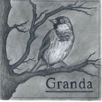 A Card For Granda by ChemicalsSavedMe