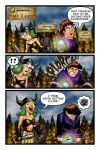 Side Quests #02 Dragon clue by misterprickly