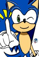 Sonic Is Number 1 by ss2sonic