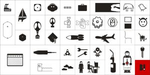 some symbols 2005 by B-positive