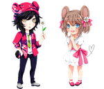 Pixel Comm: deathALICE by chisacha