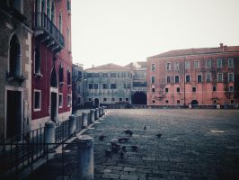 Faded, Deserted by wildx22