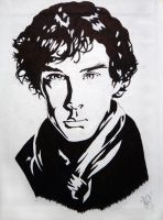 Sherlock by Betelgeuse7