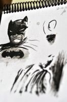 Batman by JohnMonteiro