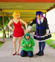 Panty and Stocking by mr-neko-juanito