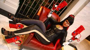 Bayonetta from Bayonetta by neoangelwink