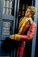 Doctor Who: The Sixth Doctor by Batced