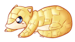 Sandshrew by LordChatta