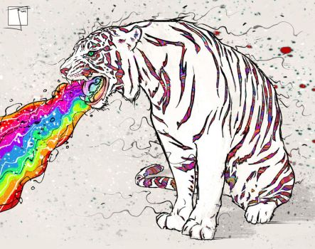 White Tiger 2 by SuperPhazed