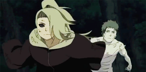 WTF Zetsu gif by Deidara-The-Akatsuki