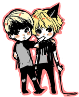SHINee - Lucifer Taekey by vanzu