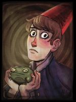 Over the Garden Wall by ADDICT-Se