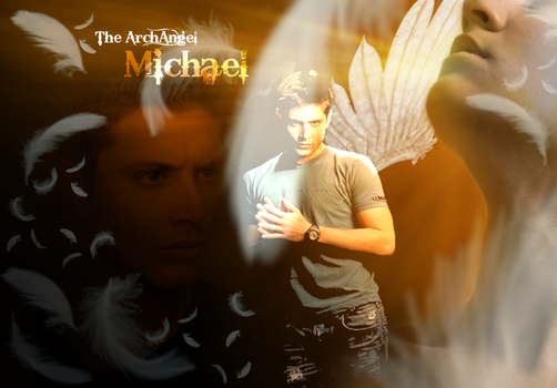 The ArchAngel, Michael by Ukelx42