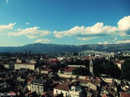 Split, Croatia by Clerdy