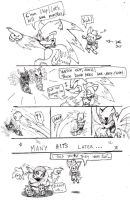 Werehog vs .. by Auroblaze