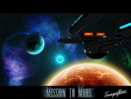 The Mission to Mars by TourqeGlare