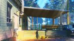 Canteen porch by arsenixc