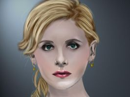 Buffy the Vampire Slayer by Eightly