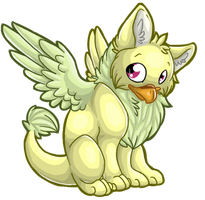 Baby Eyrie II by Draxorr