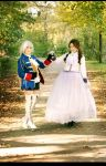 Nyotalia Prussia and Austria by Amapolchen