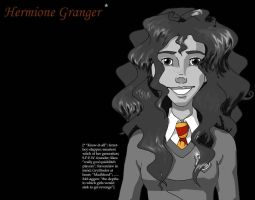 Hermione by definition by NinnyTreetops